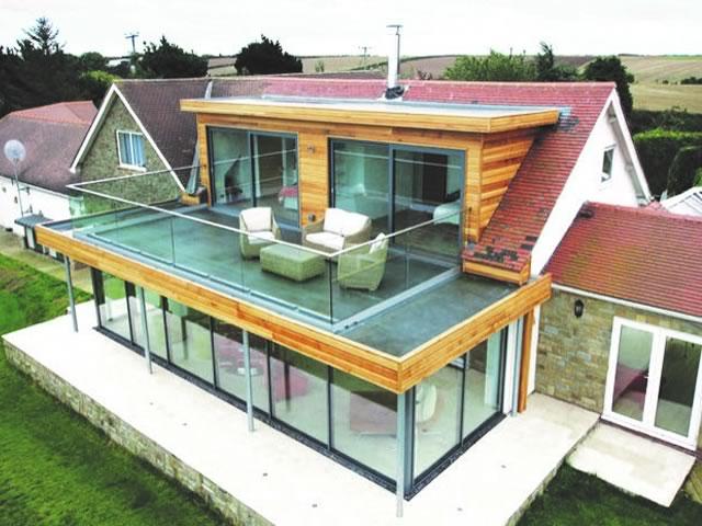 High-end residential